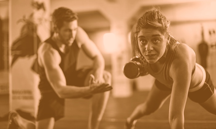 Urban Body Fitness has the most sought after personal trainers