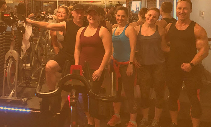Urban Body Fitness offers high energy spin & group fitness classes